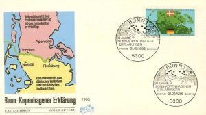 Bonn-Kopenhagener Erklärung, 1985