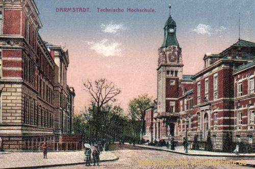 Darmstadt, Technische Hochschule