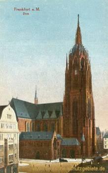 Frankfurt a. M., Dom