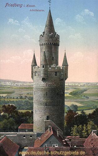 Friedberg in Hessen, Adolfsturm