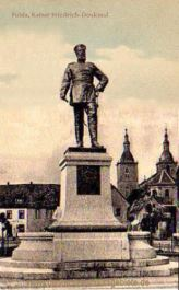 Fulda, Kaiser Friedrich-Denkmal