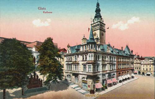 Glatz, Rathaus