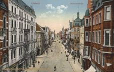 Gleiwitz, Wilhelmstraße