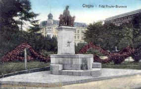 Glogau, Fritz Reuter-Brunnen