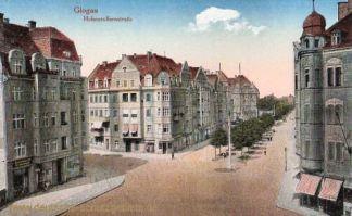 Glogau, Hohenzollernstraße