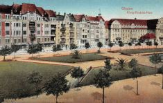 Glogau, König-Friedrich-Platz