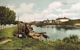 Glogau, Oderpartie
