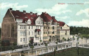 Glogau, Verlängerte Poststraße