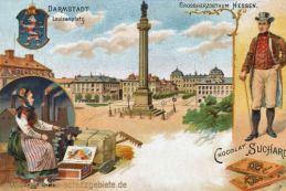 Großherzogtum Hessen, Darmstadt