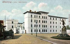 Hirschberg in Schlesien, Jäger-Kaserne
