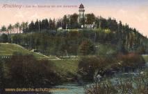 Hirschberg in Schlesien, Der Hausberg mit dem Kaiserturm