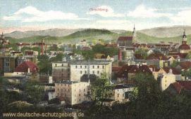 Hirschberg in Schlesien, Stadtansicht