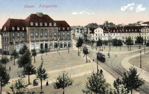 Kassel, Königsplatz