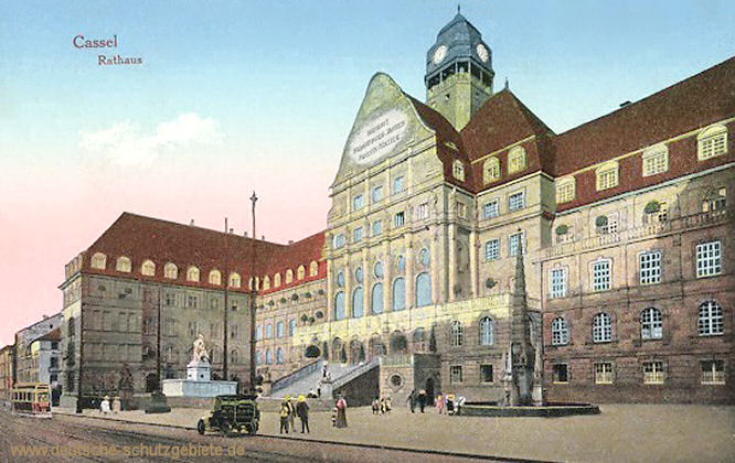 Kassel, Rathaus