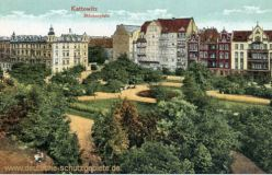 Kattowitz, Blücherplatz