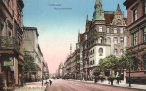 Kattowitz, Grundmannstraße
