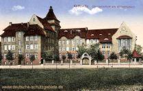 Kattowitz, Oberrealschule am Wilhelmsplatz