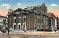 Kattowitz, Stadttheater