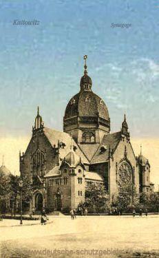 Kattowitz, Synagoge