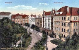 Kattowitz, Wilhelmsplatz