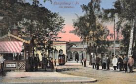 Königsberg i. Pr., Am Bahnhof