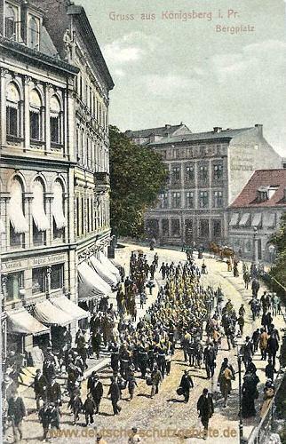 Königsberg i. Pr., Bergplatz
