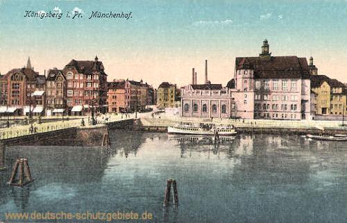 Königsberg i. Pr., Münchenhof