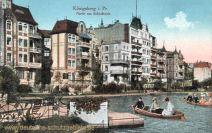 Königsberg i. Pr., Partie am Schlossteich