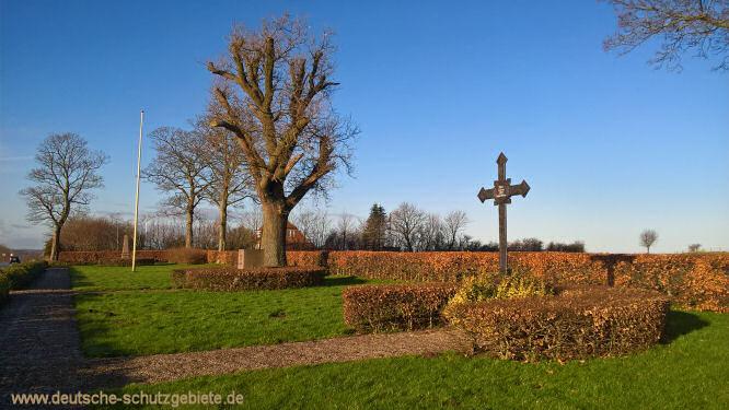 Kriegerdenkmal bei den Düppeler Schanzen
