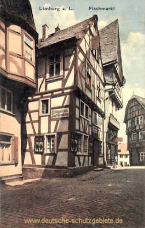 Limburg a. d. Lahn, Fischmarkt