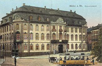 Mainz, Gouvernement
