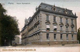 Mainz, Neues Gymnasium