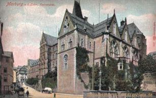 Marburg a. d. Lahn, Universität
