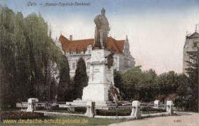Oels, Kaiser Friedrich-Denkmal