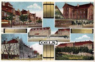 Oels, Kasernen