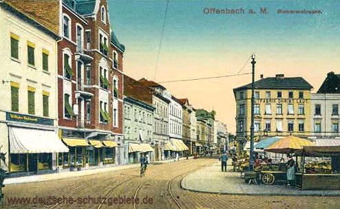 Offenbach a. M., Biebererstraße