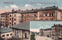 Offenbach a. M., Kaserne des 5. Großherz. Hess. Inf.-Regt. No 168