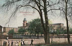 Offenbach a. M., Städtisches Krankenhaus