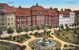 Oppeln, Friedrichsplatz