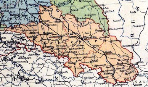 Provinz Schlesien Deutsche Schutzgebiete De