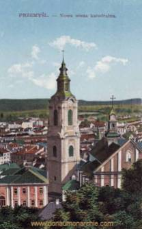 Przemysl, Nowa wieza katedralna