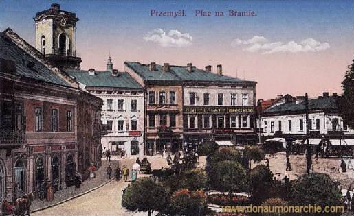 Przemysl, Plac na Bramie