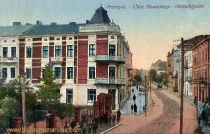 Przemysl, Słowackigasse