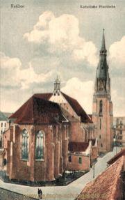 Ratibor, Katholische Pfarrkirche