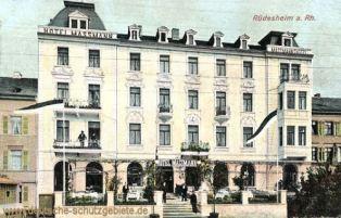 Rüdesheim am Rhein, Hotel Massmann
