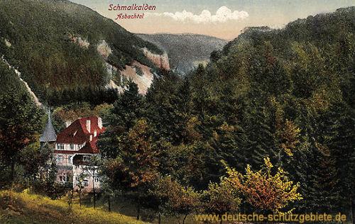 Schmalkalden, Asbachtal