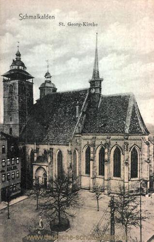 Schmalkalden, St. Georg-Kirche