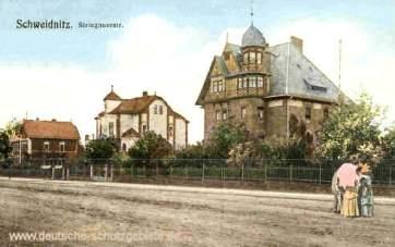 Schweidnitz, Striegauerstraße