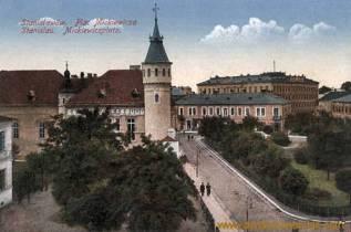 Stanislau, Mickiewiczplatz
