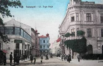 Tarnopol, Ul. 3-go Maja